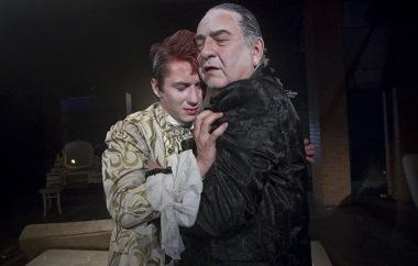 Divadlo Husa na provázku - Amadeus (tj. Milovaný Bohem)
