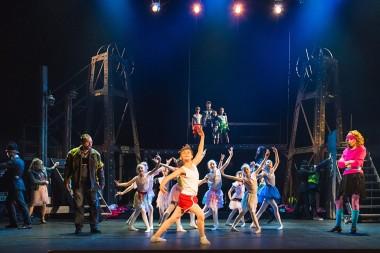Divadlo J.K.Tyla Plzeň - Billy Elliot