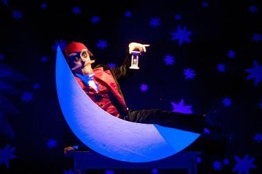 Divadlo Drak - Poslední trik Georgese Mélièse