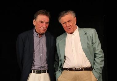 Divadlo Ungelt - Pan Halpern a pan Johnson