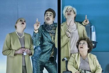 Národní divadlo - Jsme v pohodě