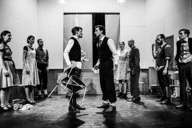 Divadlo Polárka - Naše třída