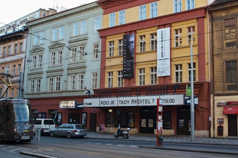 Švandovo divadlo - Krysař
