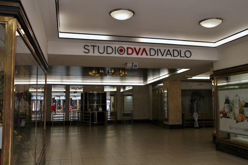 Studio DVA divadlo - Otevřené manželství