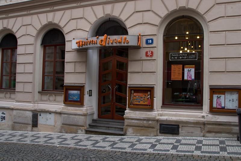Naivní divadlo Liberec - Pohádka o Raškovi