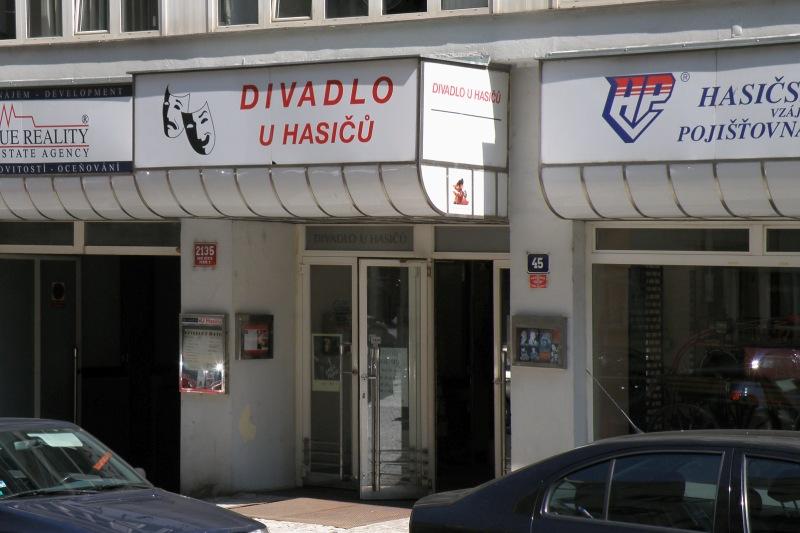Divadlo U Hasičů - Kšanda