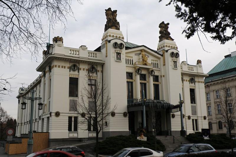 Městské divadlo Mladá Boleslav - Novecento (1900)