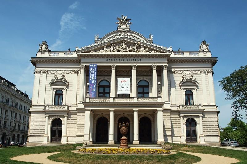 Národní divadlo Brno - Hana