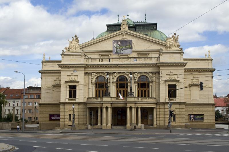 Divadlo J.K.Tyla Plzeň - Kdyby 1000 klarinetů