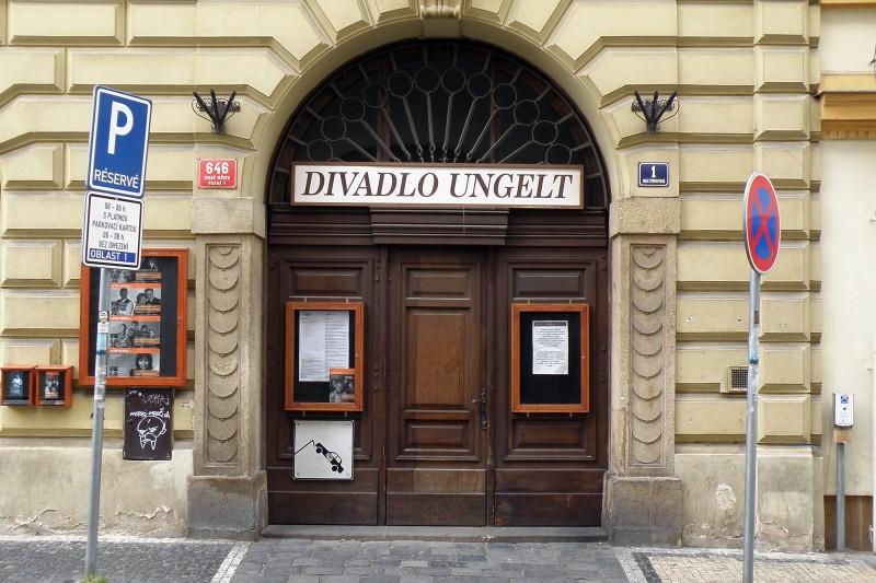 Divadlo Ungelt - Skořápka