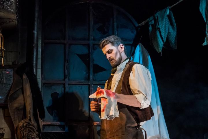 Divadlo J.K.Tyla Plzeň - Sweeney Todd - Ďábelský lazebník z Fleet Street