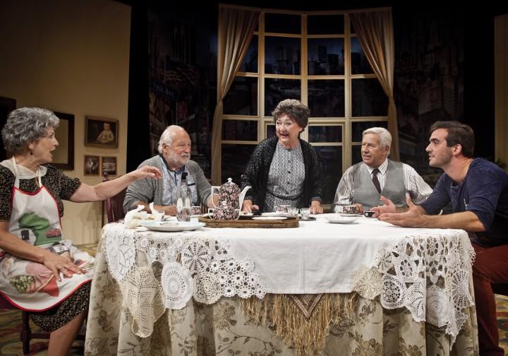 Divadlo Na Fidlovačce - Famílie