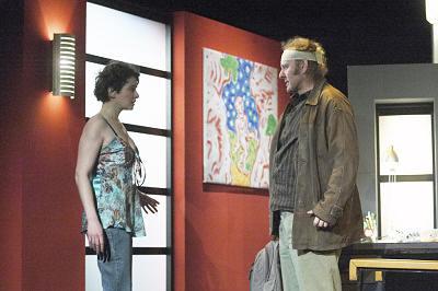 Divadlo Na Jezerce - Manželské vraždění