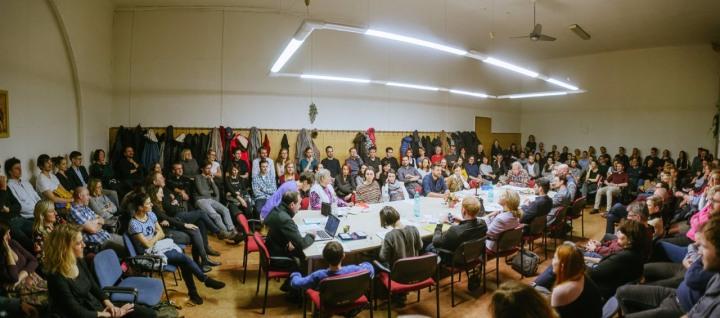 Divadlo Vosto5 - Společenstvo vlastníků