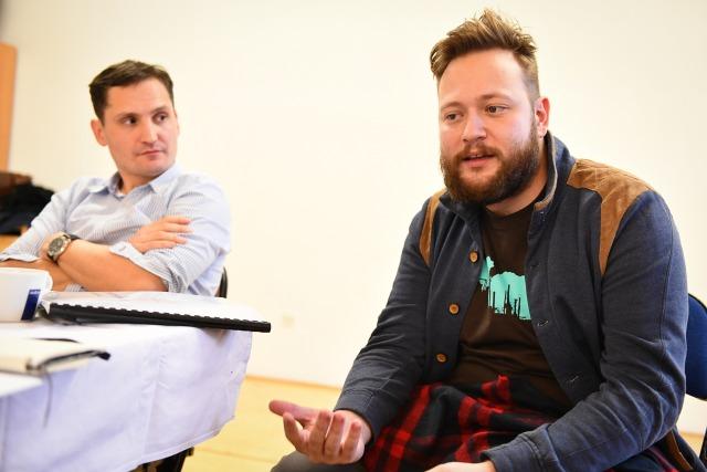 David Košťák: Hladová země jako mystérium, které inspirovala současnost