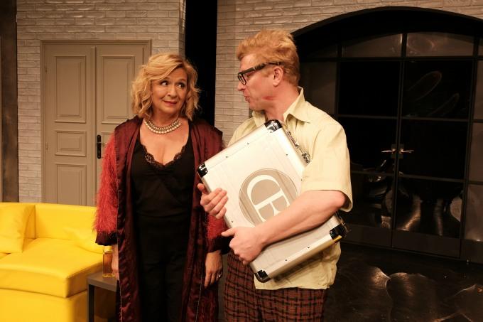 Jana Paulová se představí jako Lady Oskar a zároveň poprvé i jako režisérka
