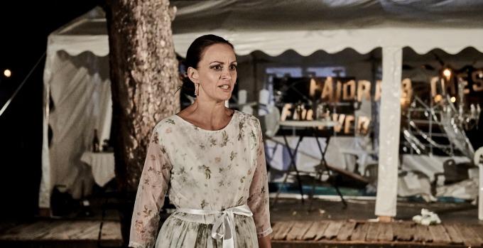 Tereza Vilišová: Pro herce je dobré být ve střehu
