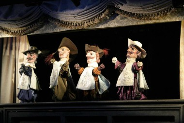 Divadlo Alfa - Tři mušketýři
