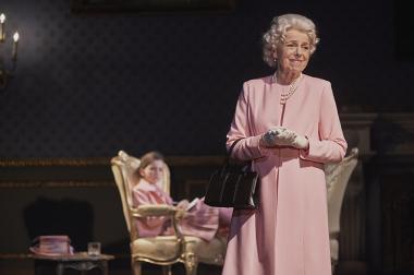 Národní divadlo - Audience u královny
