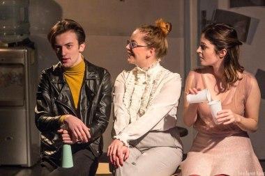 Divadlo D21 - Utrpení mladého Werthera