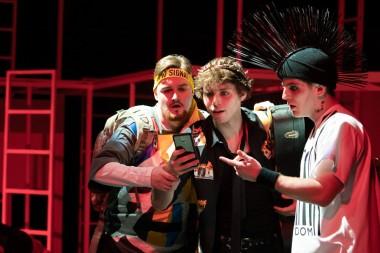 Divadlo J.K.Tyla Plzeň - Green Day's American Idiot