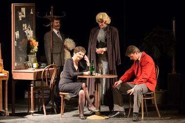 Divadlo pod Palmovkou - Edith a Marlene