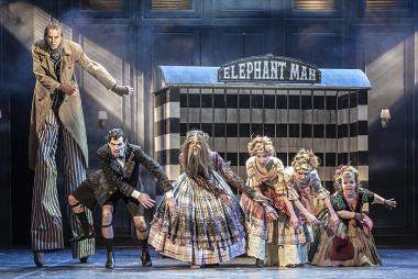 Městská divadla pražská - Elefantazie