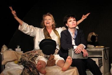 Divadlo Ungelt - Miss Dietrich lituje