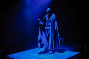 Divadlo NoD - Osamělost komiksových hrdinů