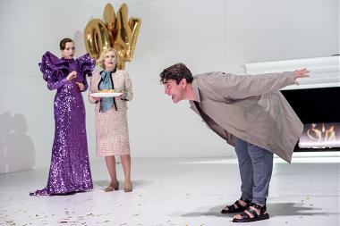 Národní divadlo - Oběd u Wittgensteina
