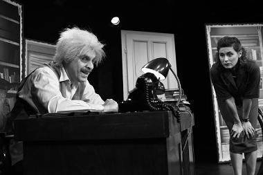 Divadlo v Řeznické - Relativita