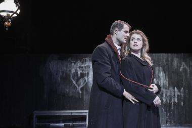 Divadlo pod Palmovkou - Rok na vsi