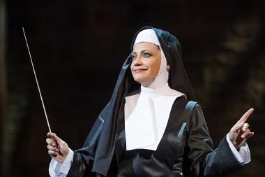 Hudební divadlo Karlín - Sestra v akci