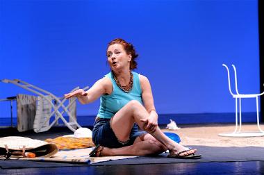 Městská divadla pražská - Shirley Valentine