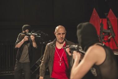 Divadlo X10 - Sibiřská výchova