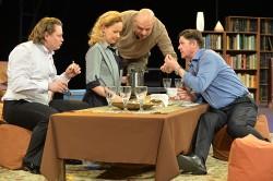 Premiéra francouzské komedie v Městském divadle Brno