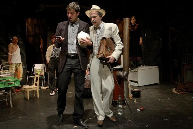 Komorní scéna Aréna - Ruská zavařenina