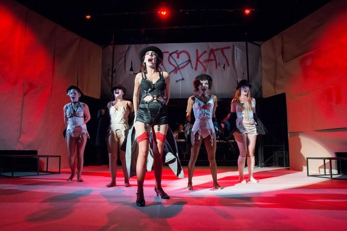 Cabaret (foto: archiv Divadla Bez zábradlí)
