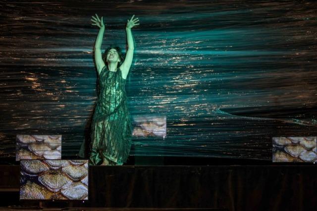 Divadlo F. X. Šaldy - Paní zmoře (foto: Tereza Jiroušková)