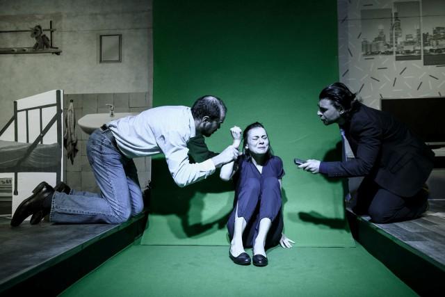 Jihočeské divadlo - Téměř dokonalá láska (foto: Petr Neubert)