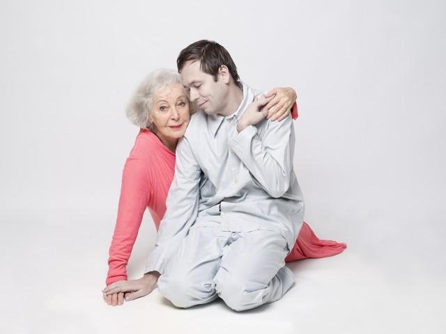 Oskar a růžová paní (foto: archiv Slováckého divadla)