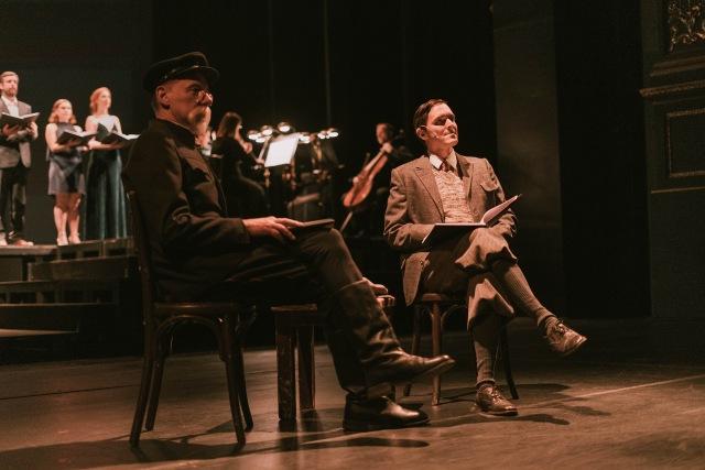 Masaryk in America - Prague Shakespeare Company