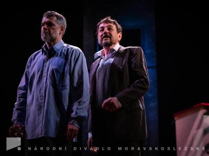 Národní divadlo moravskoslezské - Diplomacie (foto: Martin Kusyn)