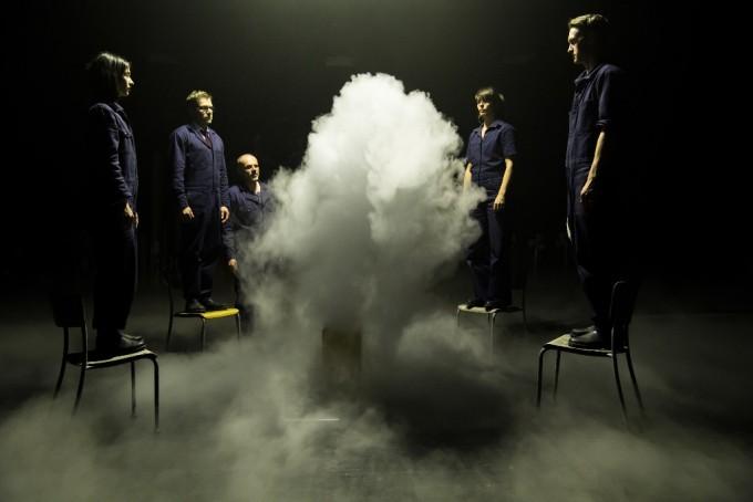 Bernetta Theaterproduktionen - Girl from the Fog Machine Factory (foto: Sandra Then)