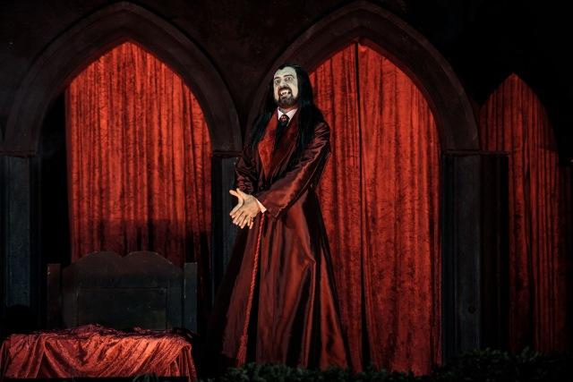 Dracula - Jihočeské divadlo (foto: Petr Neubert)