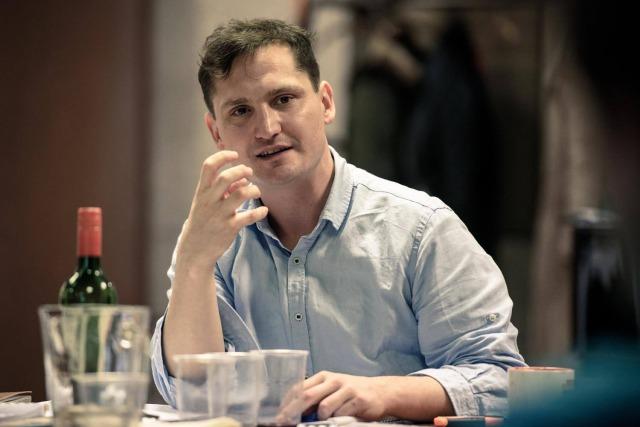 režisér Štěpán Pácl (foto: archiv Činohry ND)