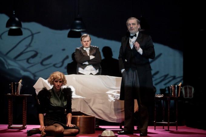 Vražda vOrient Expresu (foto: archiv Těšínského divadla)