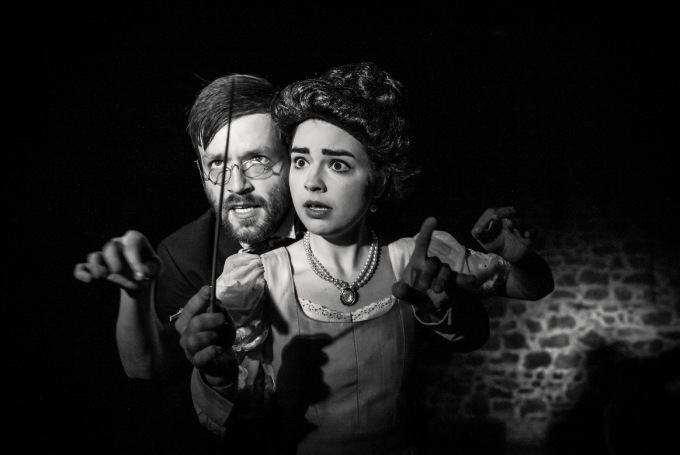 Alma, Amoroso presto (Divadlo Husa na provázku)