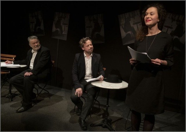Divadlo Viola - Pro tebe má lásko (foto: Viktor Kronbauer)