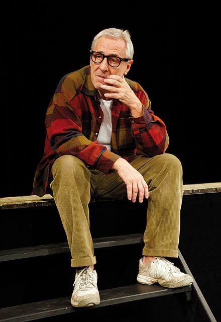 Divadlo Bez zábradlí - 2x Woody Allen (Riverside Drive / Old Saybrook)